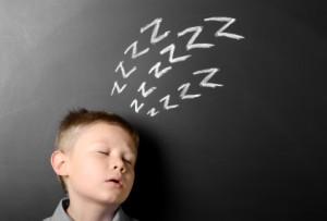 iStockSleeping child